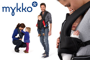 Mykko baby carrier